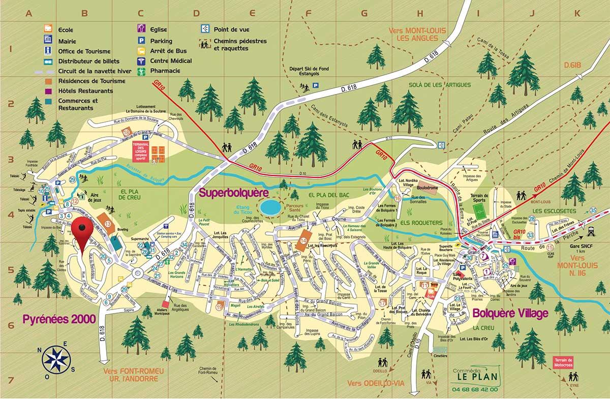 Plan De Ville Ai