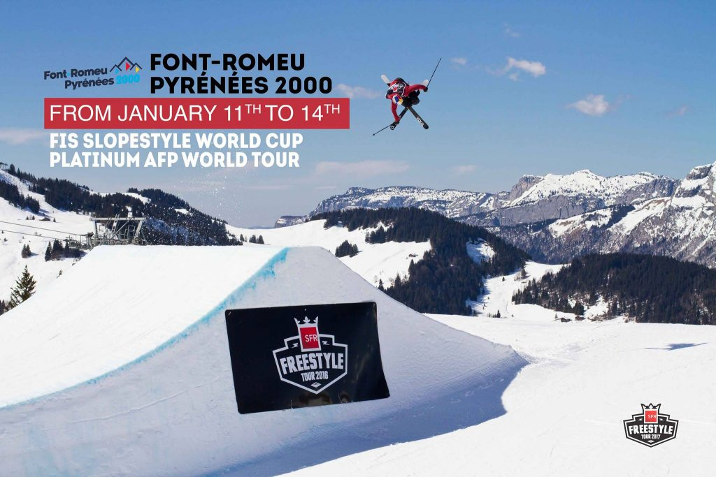 SFR freestyle tour 2017