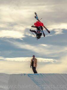 snowpark Font Romeu