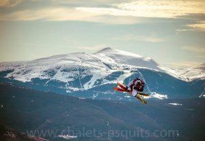 compétition ski