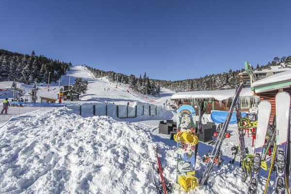 station de ski Pyrenées 2000 Font Romeu
