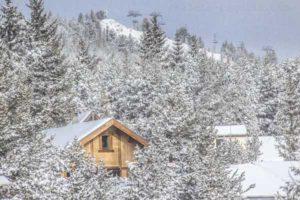 chalet Nest pistes de ski