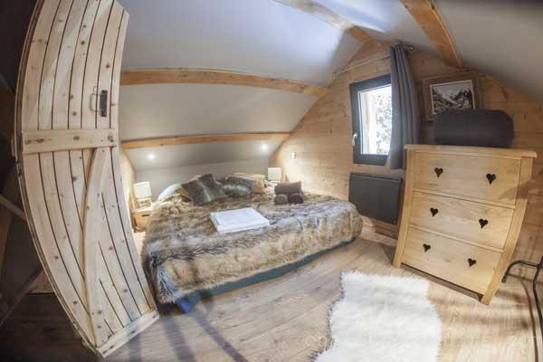 refuge du chalet Nest Pyrénées 2000